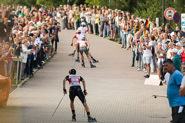 Sommer Grand-Prix Nordische Kombination